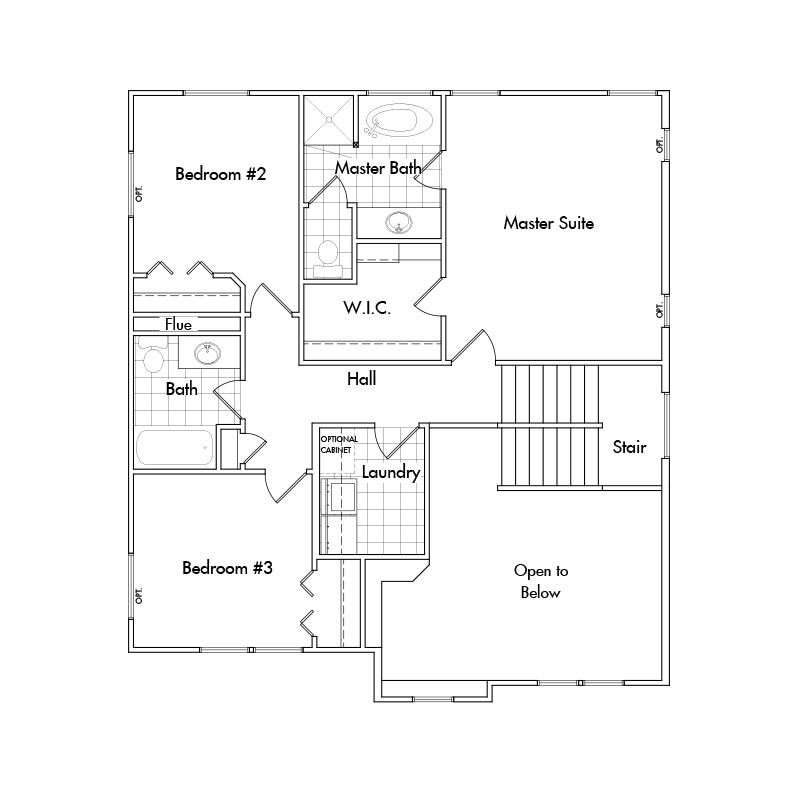 The covington utah home plan bach homes for Covington floor plan